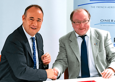 Thales Alenia Space partners with France's ONERA aerospace lab for HAPS, optical comms, radiation hardening