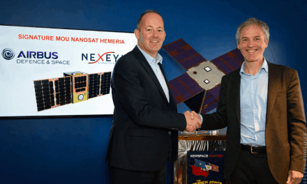 French smallsat champion Nexeya adds Airbus to partnership ranks that include Thales Alenia Space, CNES