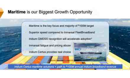 Inmarsat is key to Iridium's ambitions for Certus maritime broadband