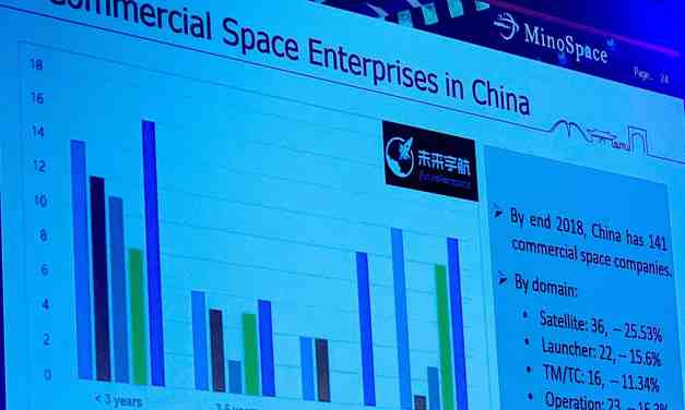 China's commercial satellite and launcher space boom: 'Thank you Elon Musk and Jeff Bezos'