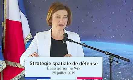 New French military space doctrine: $800M in fresh funding for SSA, high-power space lasers, nanosat GEO sentinels; the NewSpace threat