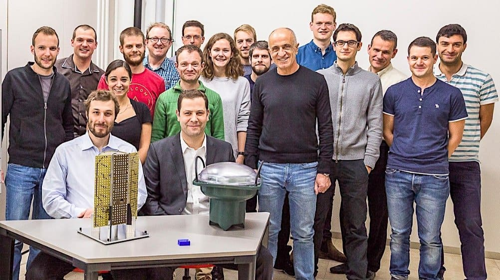 Swiss satellite IoT/M2M startup Astrocast reaches goal of $15M Series A with latest round of $9.2M