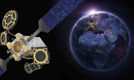 Eutelsat follows Gogo deal with 35-Gbps, 50-GHz Ku-band HTS aero-connectivity satellite from Thales Alenia Space