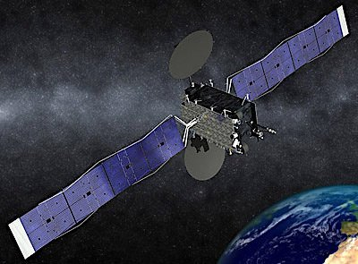 Eutelsat 5 West B solar array malfunction risks total loss; satellite insured for $192.4 million; EU GNSS payload also aboard