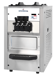 Spaceman 6225 Commercial Counter Top Ice Cream Machine