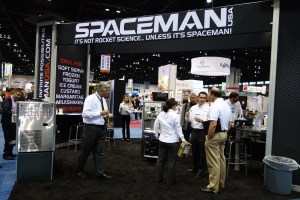 Spaceman Soft serve machines in Colorado