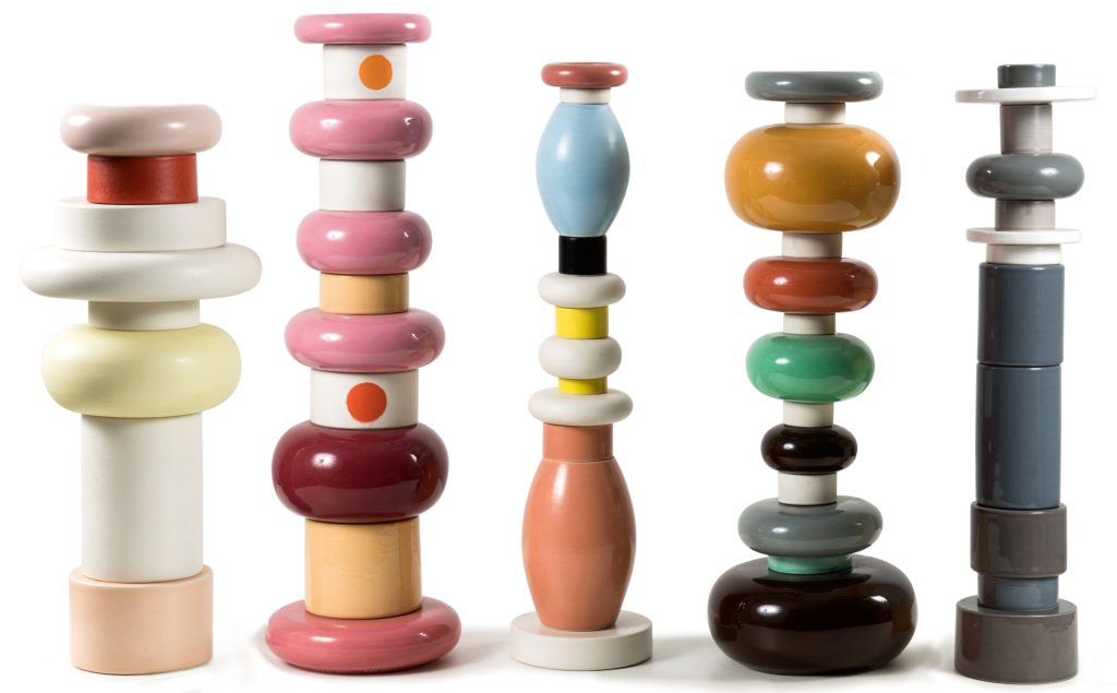Estate Buyers of mid-century modern - Ettore Sottsass Totems