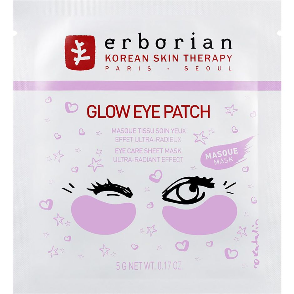 Erborian Korean Skin Therapy Glow Eye Patch
