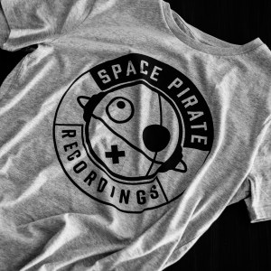 Space Pirate Recordings Shirt