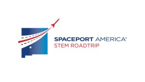 Logo for Spaceport America STEM Road Trip
