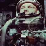 Glenn in Space