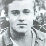 Korolev in his 20s