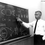 John Houbolt Explains Lunar Orbit Rendezvous