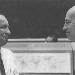 Chris Kraft & Robert Gilruth
