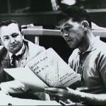 Chris Kraft & Wally Schirra