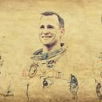 Apollo 1 Crew Sketch