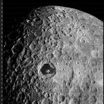 LO 3 Image of the Tsiolkovskiy Crater