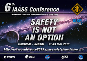 6th IAASS Conference - SSM web banner