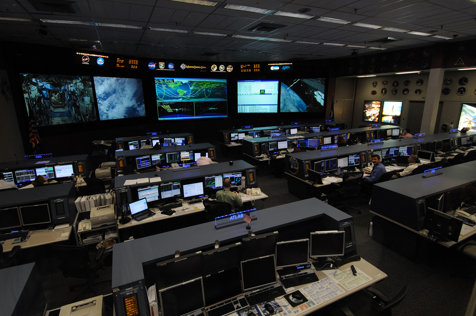 Iss Loses Communication With Houston Mission Control