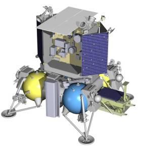 Luna-Glob spacecraft (Credits:)