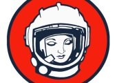 In The Netherlands, first woman in space Velentina Tereshkova also adopted a Yuri look (Credits: Yuri's Night NL).