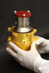 Radiation Assessment Detector (RAD) aboard Curiosity rover (Credits: JPL)