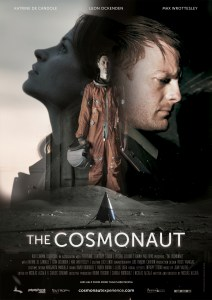 Poster of The Cosmonaut (Credits: Riot Cinema).