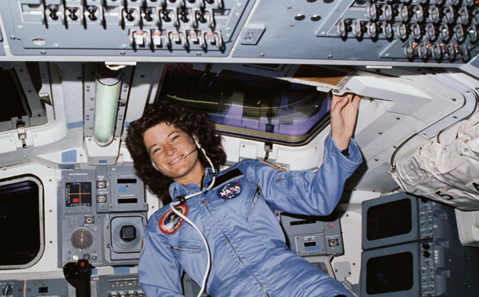 nasa sally ride women - photo #20