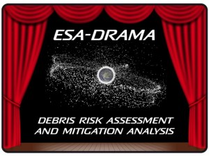 Debris Risl Assessment and Mitigation Analysis (DRAMA) from ESA