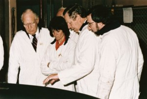 Astronaut Sally Ride was one of the members of the presidential Rogers Commission, established to investigate the cause of the tragedy (Credits: NASA).