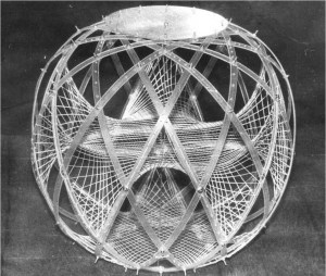 Fig. 4 Space sphere by Sergey Makarov