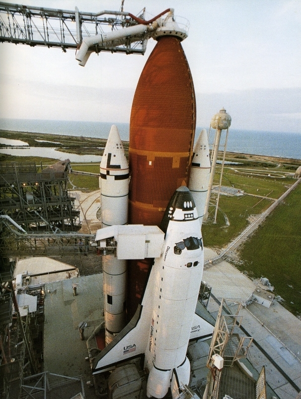 Space Engine Room: The Shuttle Launch Pad Aborts