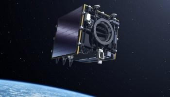 Proba-V Satellite