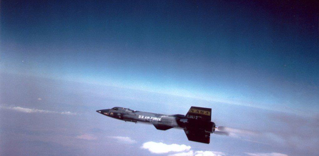 The North American X-15 is the ancestor of current proposals for suborbital vehicles. Decompression risk was prevented by wearing a pressurised suit.
