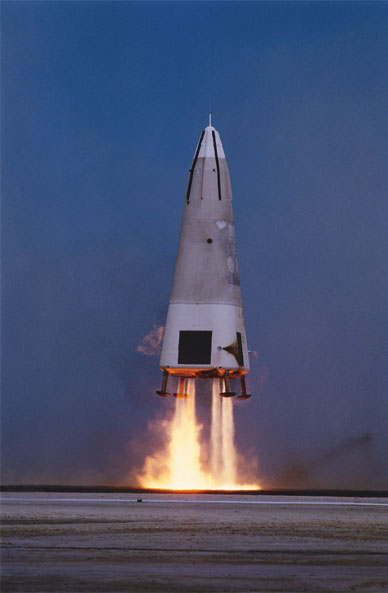 Blue Origin Historic First