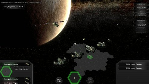A List of Space Sci Fi Fantasy Games You Can t Miss in 2014     Predestination   Turn based space 4X strategy game by Brain and Nerd