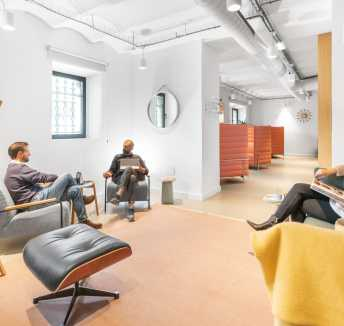 How A Network Of Offices Helps Employees Feel Comfortable At Work Spaces