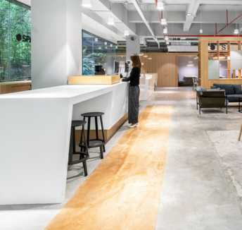 Five Spaces offices to help you get closer to nature