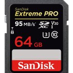 SanDisk 64GB Extreme SD Memory Card