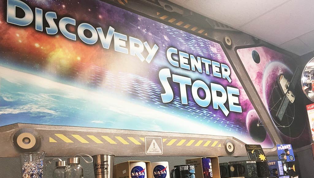 Discovery Center Store