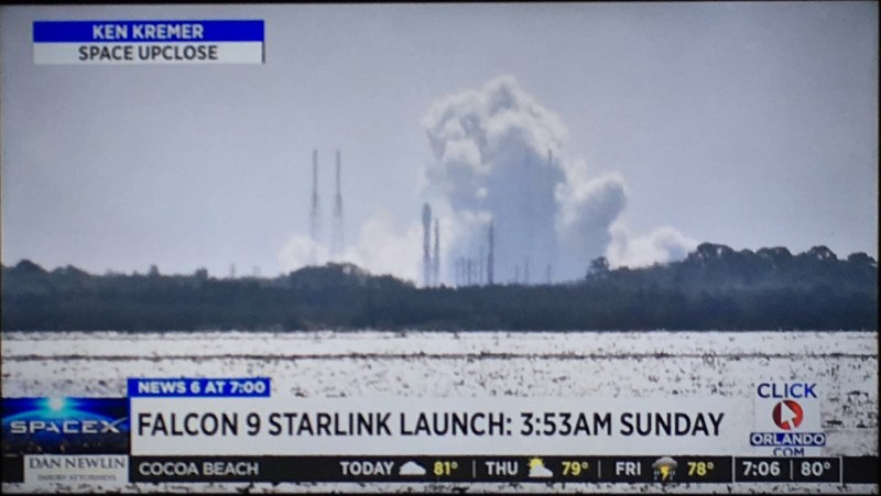 SpaceX Completes 5x Recycled Falcon 9 Static Fire Test for Next Starlink Launch Targeting May 17:  Photos