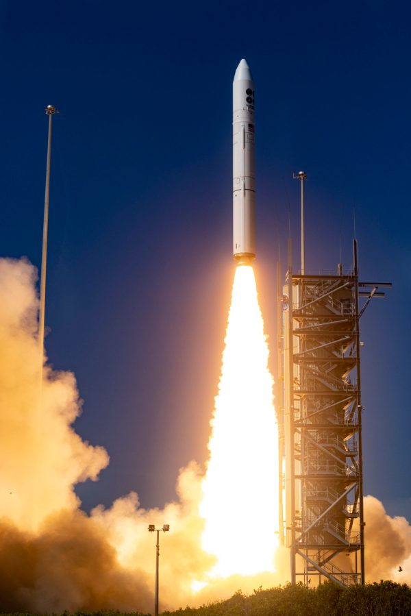 Minotaur IV Launches 1st Classified NRO mission from NASA ...