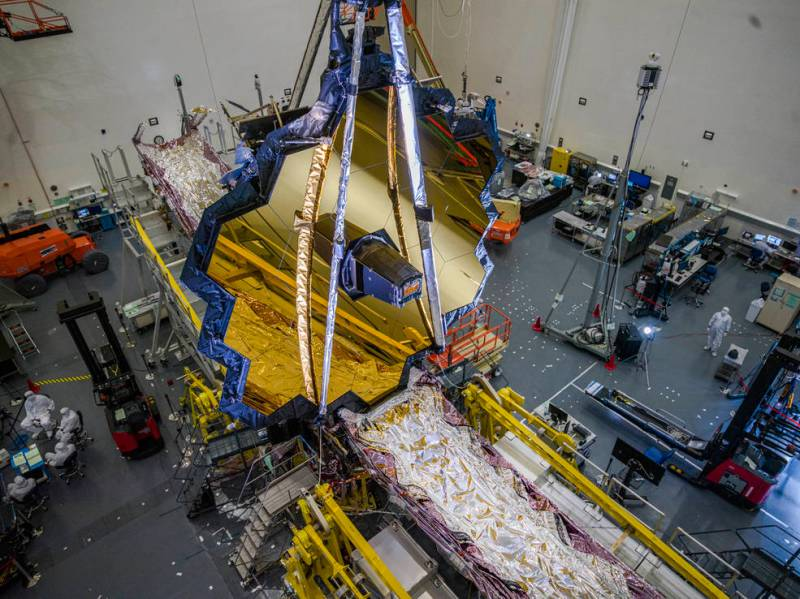 NASA Delays James Webb Space Telescope Target Launch Date to October 2021
