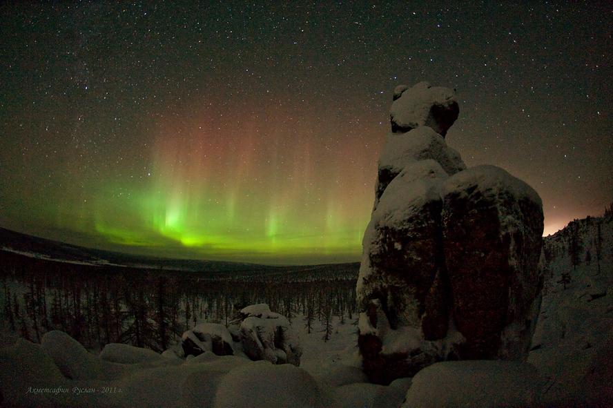 Northern Lights Forecast Abisko