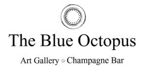 The Blue Octopus Logo