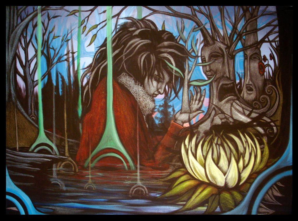 ARTIST MYTHOS art music series