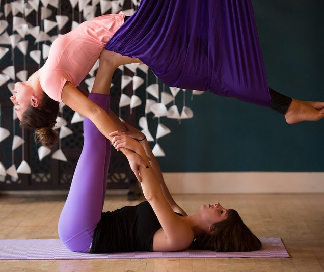 Uplift Yoga & Healing Arts by Anna Gildenhar