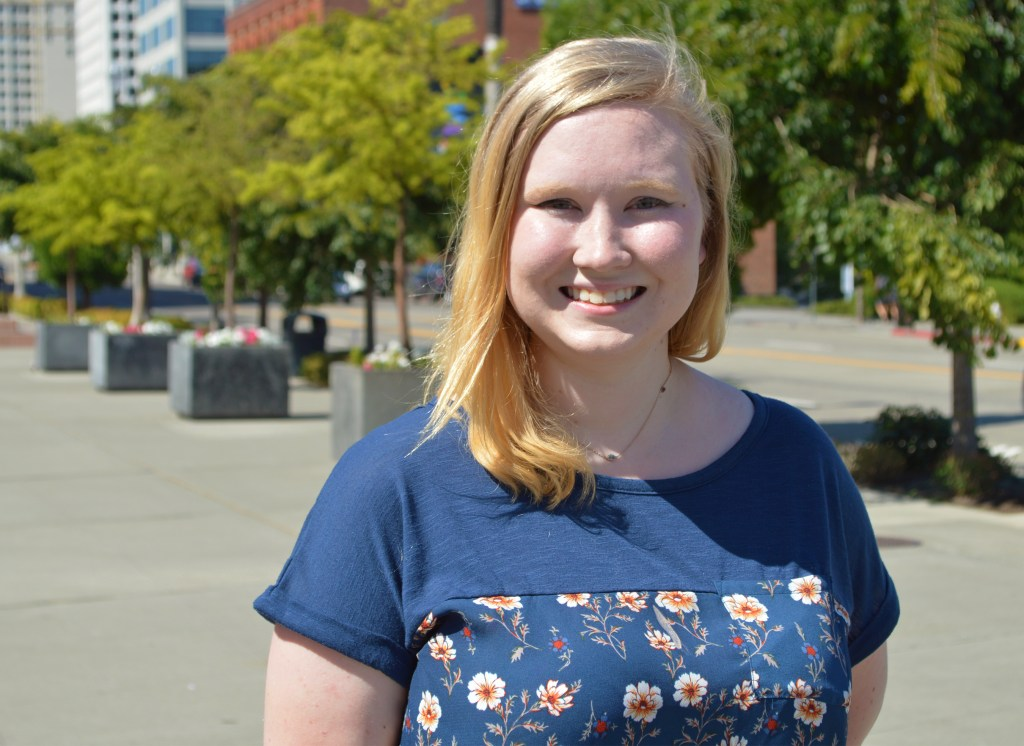 Sara MacConnell has helped Spaceworks Tacoma as summer 2018 intern