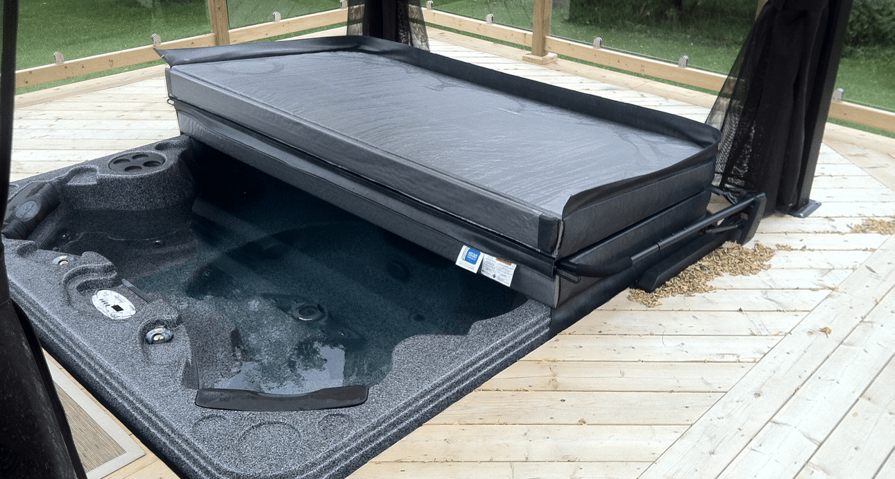Hot Tub Cover Inspections How To Inspect Your Spa Cover