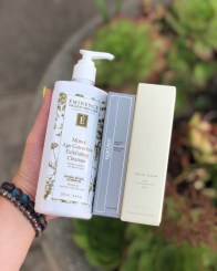 3 skincare products
